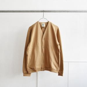 Jackman  |  Sweat Owners Cardigan