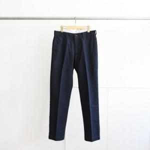 ORDINARY FITS  |  YARD TROUSERS denim