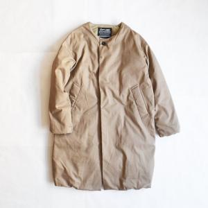 "The LOFTLABO  |  ""GRAB"" NO COLLAR DOWN COAT (ladies)"
