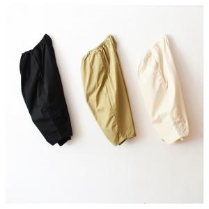 ORDINARY FITS  |  BALL PANTS (women)