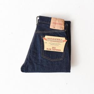 WORKERS  |  Lot.802 Slim Tapered Jeans