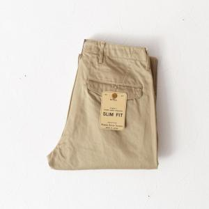WORKERS  |  Officer Trousers Slim Type 2