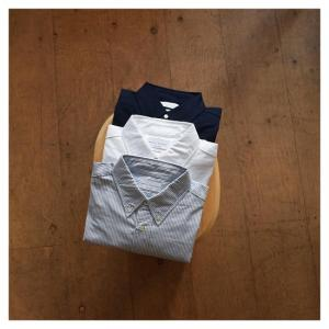 Manual Alphabet  |  SUPIMA OX BD SHIRT Bulging Fit
