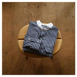 MANON  |  FLAP POCKET DRESS SHIRT (women)