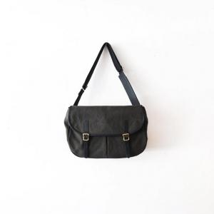 SLOW  |  tannin - HUNTING SHOULDER BAG