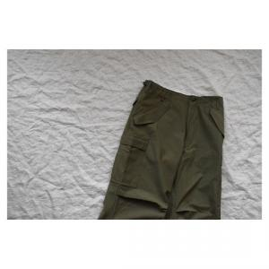 ♂ ORDINARY FITS  |  M-65 TYPE CARGO PANTS