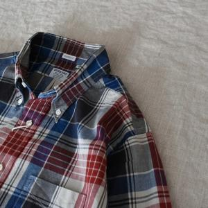 ♂ WORKERS  |  Modified BD Shirt big plaid