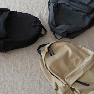♂♀ TOOLS  |  daily day pack S