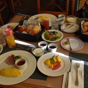 133-5.稚内編ホテルサフィール(1) 8月4日 朝食から出発へ