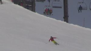 八方尾根スキー場2020.2.2