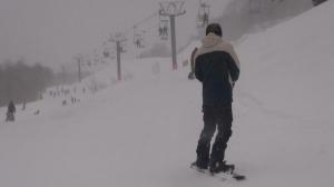 栂池高原スキー場2020.2.8