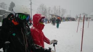 八方尾根スキー場2020.2.23