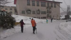 志賀高原スキー場2020.3.8