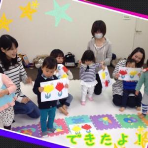 さむ〜い冬でも楽しいね♪ 豊中・吹田(江坂)リトミック教室