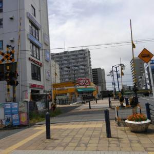 新松戸観光。ダイエーと、アジアン料理ルンビニ