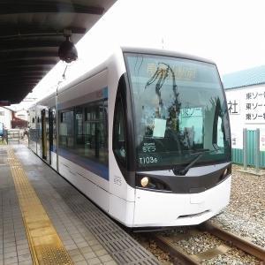 富山地方鉄道富山港線