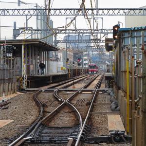 京急大師線産業道路駅