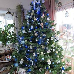 クリスマスツリーの飾りつけ・・・♪