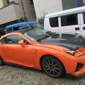 洗車しては雨が降りの繰り返しでしたが無事BMW酒井ケンジ号 夜納車!