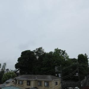雨なスタートな本日ですが、おじさんたちがんばります(笑)