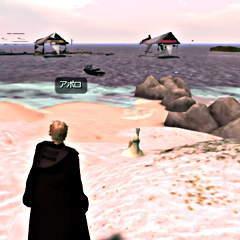 Second Life 散策