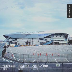 【ONLINE】京都マラソン(7/42)スポーツマスクテストランⅡ
