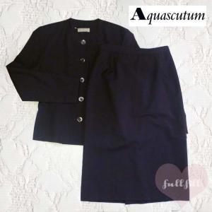 セットアップスーツ〔Aquascutum〕