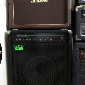 音楽部屋の整理と機材ケース