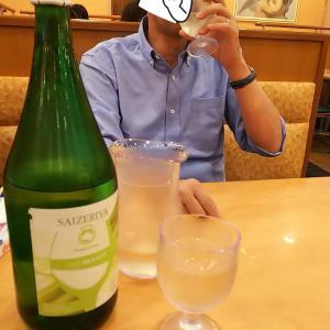 サイゼでワイン☆