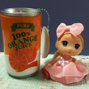 オレンジジュース?!(笑)~新しい生活様式☆