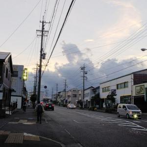 ドリプラからの帰りに富士山が~(笑)☆