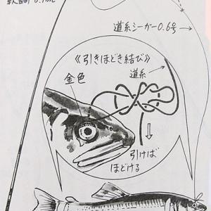 鮎釣り&目通し