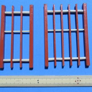 珍しい竹の仕掛け巻き(日本製)