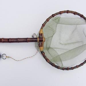 竹の渓流タモ&アマチュアの方が自作された作品