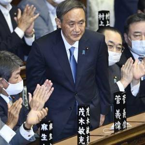 菅総理誕生、期待と不安