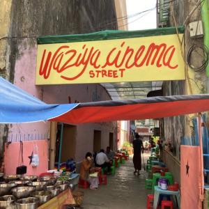 イグゼ!ミャンマーの映画の歴史を肌で感じられるシネマストリート!