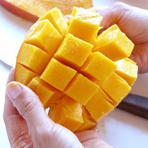 俺よりマンゴーの美味しい食べ方知ってるやつおる?