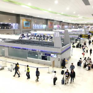 リニューアルしたドンムアン空港がまさかの〇〇パラダイスになってた!
