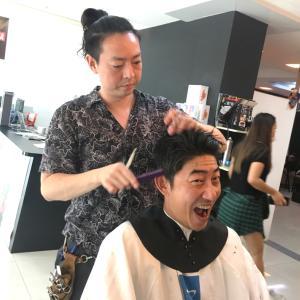 【特典付き】ヤンゴンで元「表参道」の美容師におまかせカットしてもらったらどうなるのか?
