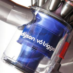 Dyson V6 Triggerのバッテリー交換