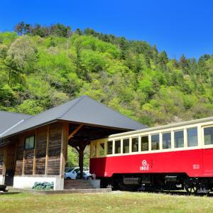 かつて日本有数の鉱山の町として栄えた尾小屋(おごや)町 当時の暮らしの姿を今に残すポッポ汽車展示館