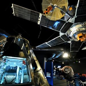 世界でただ1つといわれる本物の宇宙船や機材が展示されているコスモアイル羽咋 まったり見学日記