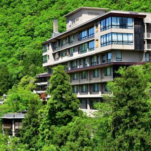 山中温泉屈指の人気を誇る旅館「吉祥やまなか」 大自然が生み出した険しい山々に広がる新緑と美しい渓流が自慢の温泉宿でのまったり滞在日記