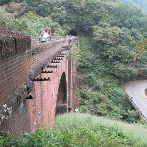 アプトの道、めがね橋(碓氷第3橋梁)