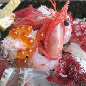 魚屋本気の海鮮丼