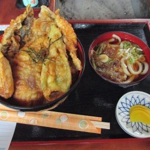 奥飛騨の昼食