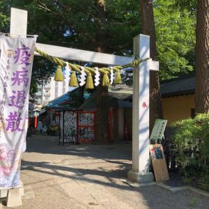 田無神社 2