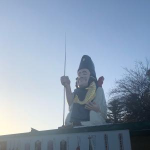 【栃木県】延喜式内 大前神社