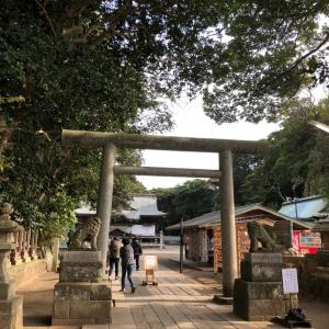【茨城県 ひたちなか市】酒列磯前神社