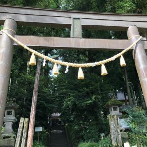 【栃木県 塩谷郡】岩戸別神社
